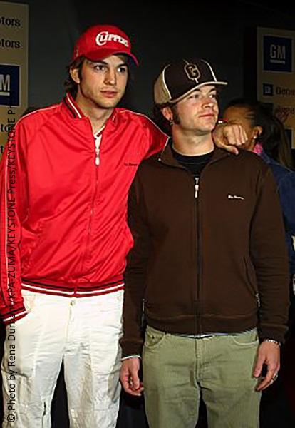 Ashton Kutcher and Danny Masterson