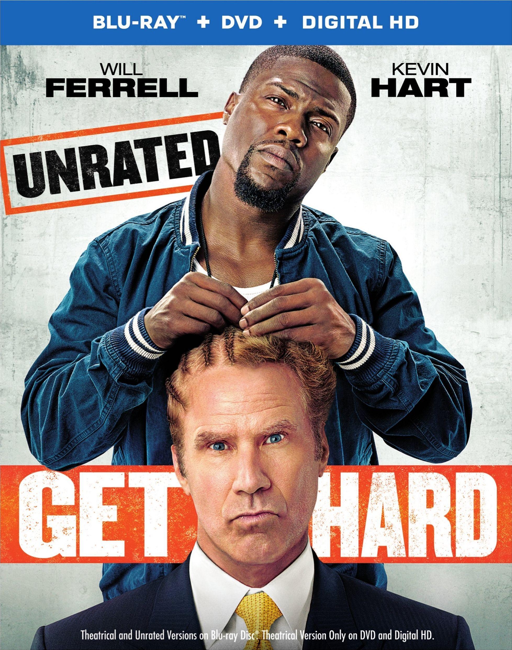 Get Hard on Blu-ray