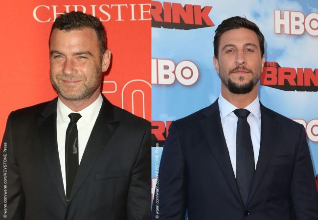 Liev Schreiber and Pablo Schreiber « Celebrity Gossip and ...
