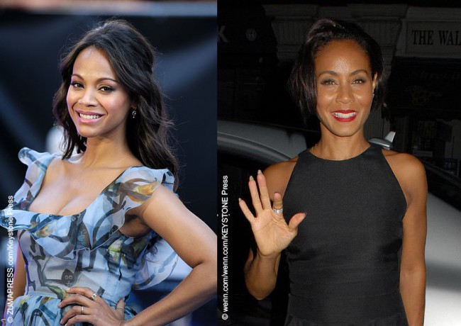 jada pinkett smith and zoe saldana - photo #22
