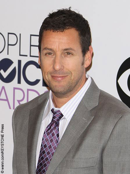 Adam Sandler film to go straight to Netflix « Celebrity Gossip and ...