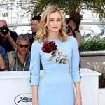 Diane Kruger had 'instant connection' with Lena Dunham