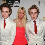 'Husky' Tara Reid could be a singer, say Jedward