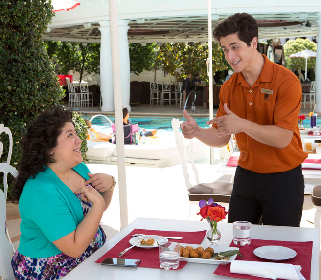 Disney star Raini Rodriguez tells about starring in Paul Blart 2: Mall Cop – Blu-ray giveaway « Celebrity Gossip and Movie News