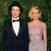 Sienna Miller stayed with Tom Sturridge for daughter