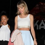 Taylor Swift welcomes Ian McKellen and Patrick Stewart into her 'squad'