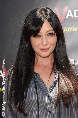Shannen Doherty Bravada Womens Athletica Opening