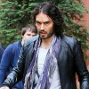 Russell Brand quits social media