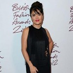Salma Hayek eats worms