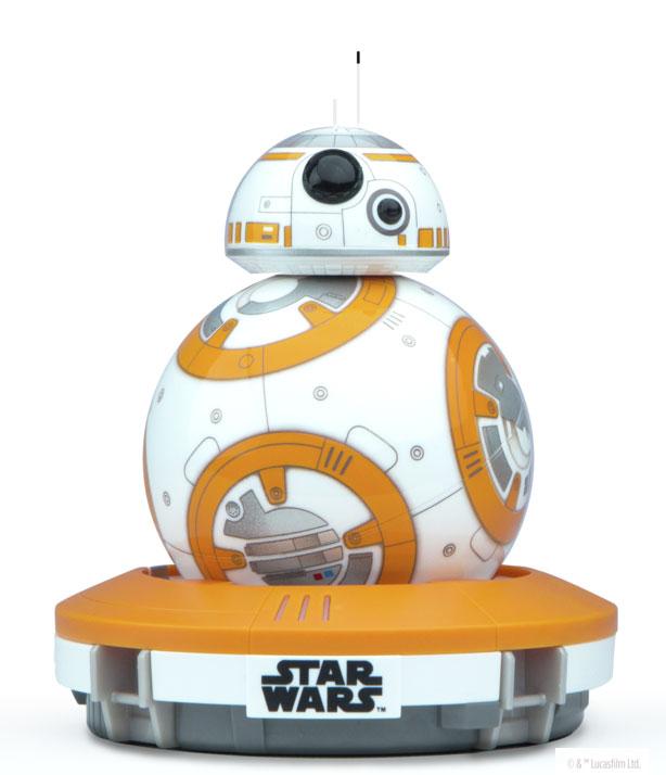 New Star Wars Droid BB-8