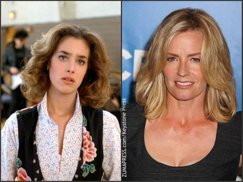 Back To The Future Claudia Wells Elisabeth Shue