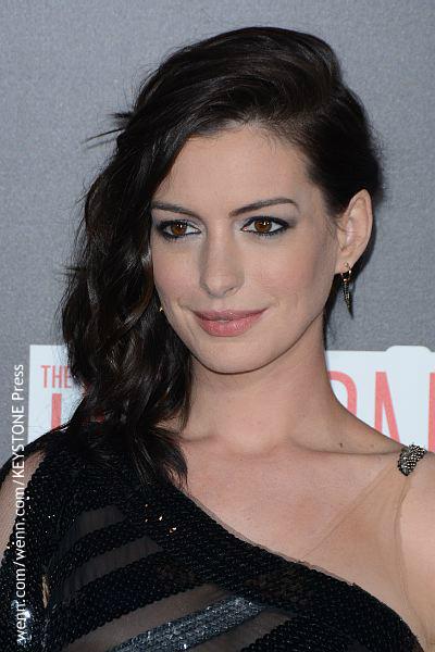 Anne Hathaway: the nex...
