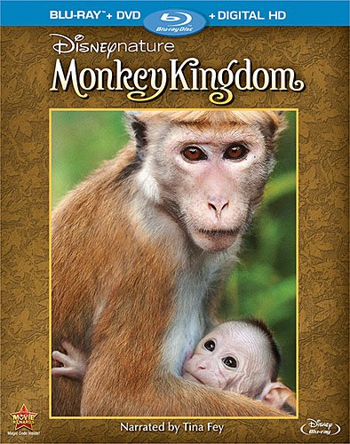 Monkey Kingdom DVD Cover