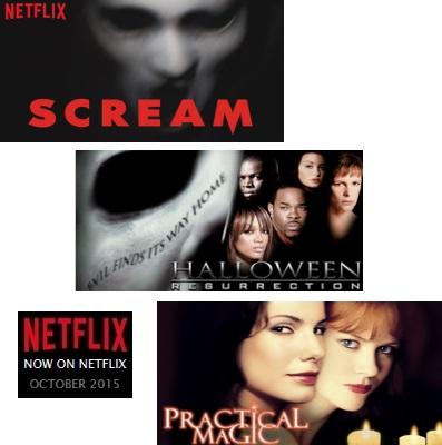 Netflix October 2015
