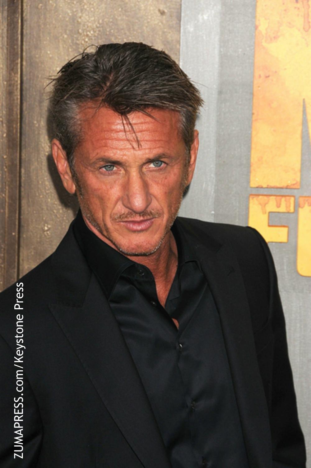 Sean Penn initi...