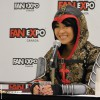 Fan Expo Friday panels and stars