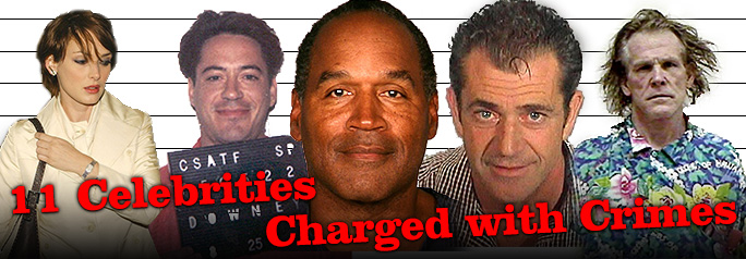 Bad publicity is better than no publicity. Celebrities do not want to be forgotten. After all, that's what being a celebrity is all about. And even when charged with criminal offences, it seems they can't be disgraced in the public eye. Take a look at these celebrities who've been charged with criminal offences — some […]