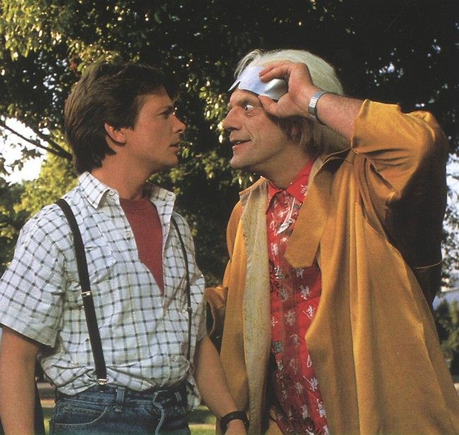Although Michael J. Fox was the first choice for the role of Marty McFly in Back to the Future, due to scheduling conflicts with his hit TV series Family Ties, the part was given to an actor named Eric Stoltz. After severalweeks of filming, it was clear Eric was wrong for the role. Producers arranged […]