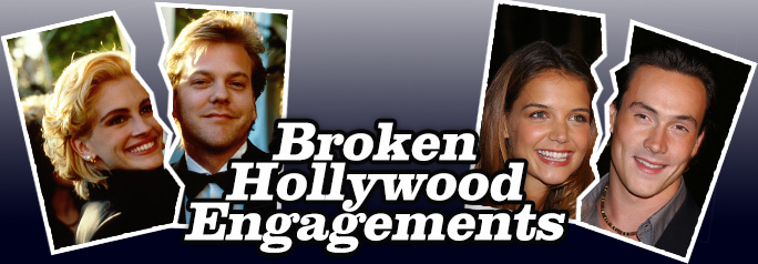 Heartbreak. It's pretty much a given that we will all experience it in our lives. Even famous Hollywood celebrities are not immune. Here's a list of couples who planned on walking down the aisle but never actually made it. Probably for a good reason, because most of them went on to better matches. Whether they […]