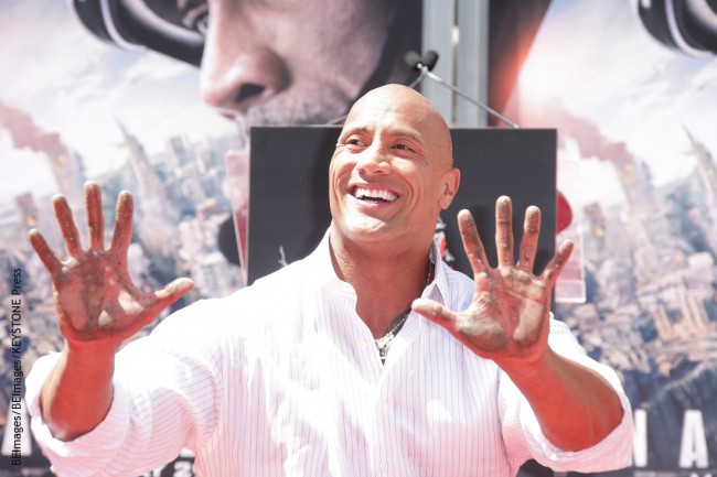 Whether he's playing football for the Miami Hurricane or the Calgary Stampeders, or using the name The Rock in the professional wrestling ring, or starring in movies such as The Game Plan, The Scorpion King, The Tooth Fairy or San Andreas, we think Dwayne Johnson has a good look and when he smiles, he can […]