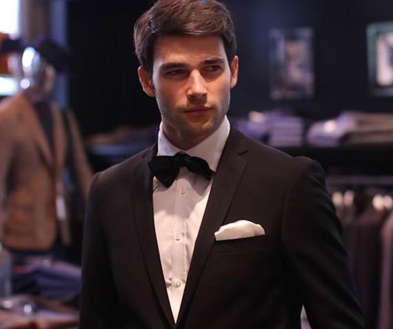 James Bond style - Ryley
