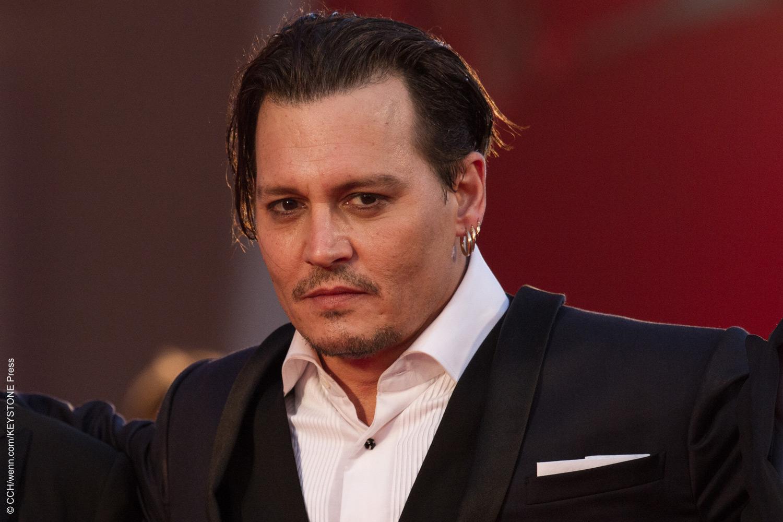 Johnny Depp « Cel...