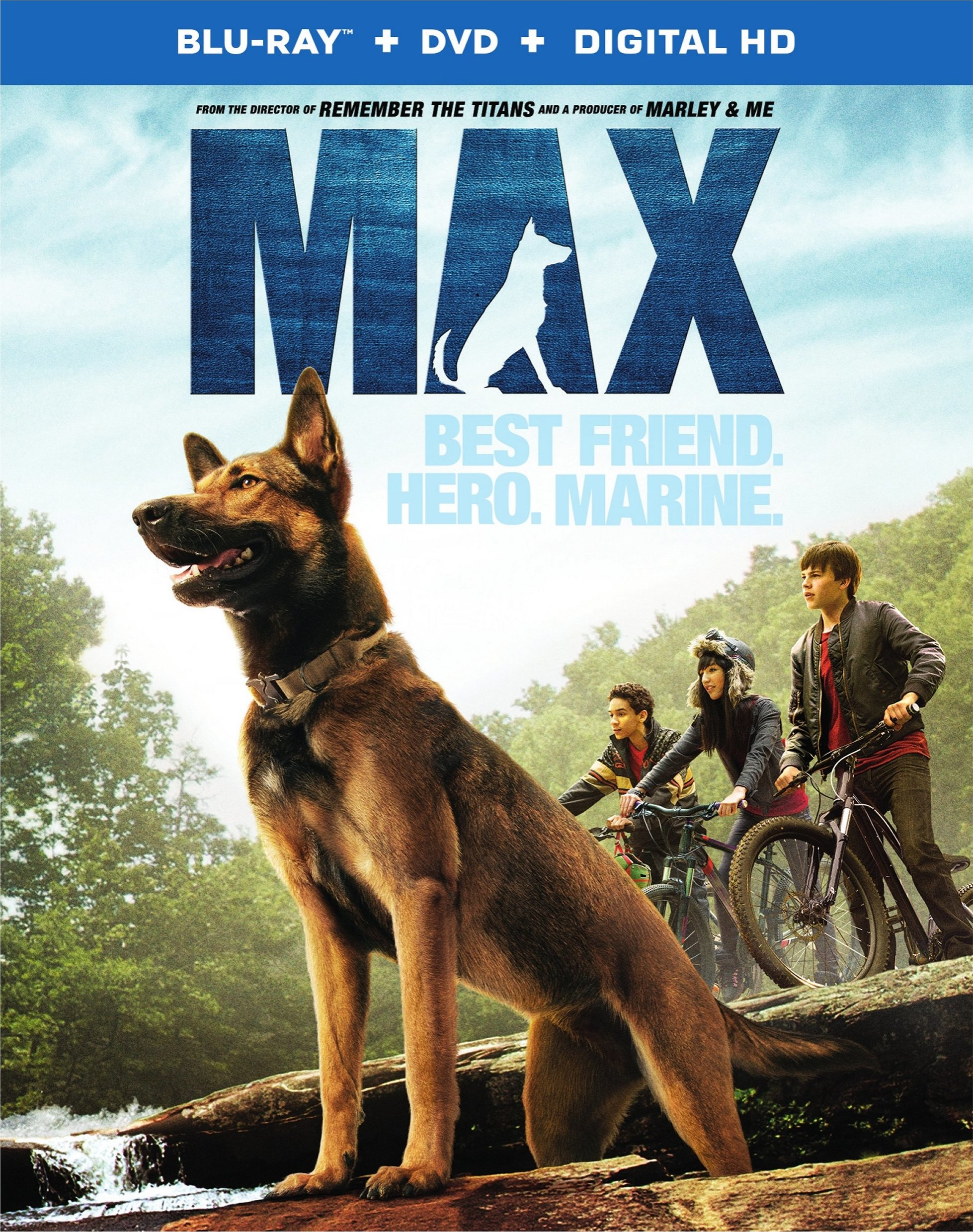 max a heartwarming family story new on dvd celebrity gossip