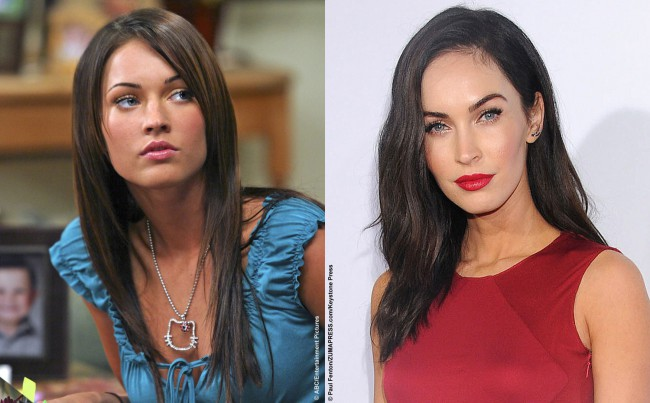Megan Fox, the gorgeous actress who has been compared to beauties such as Angelina Jolie and Jennifer Connelly, appears to have had some help from cosmetic procedures to achieve her look. To start, at some point Megan appears to have undergone rhinoplasty. The bridge of her nose now appears narrower and smoother, with the tip […]