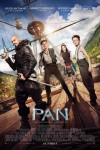 New movies in theaters today include Pan and Hyena Road
