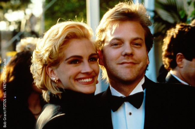 When Julia Roberts and Kiefer Sutherland broke up, an unclaimed wedding dress was hanging in the boutique where she had ordered it. She was 23 and Kiefer was 24, when their wedding plans came to a halt. Rumors were swirling that Kiefer had had an extra-curricular dalliance with a go-go dancer named Amanda Rice, also […]