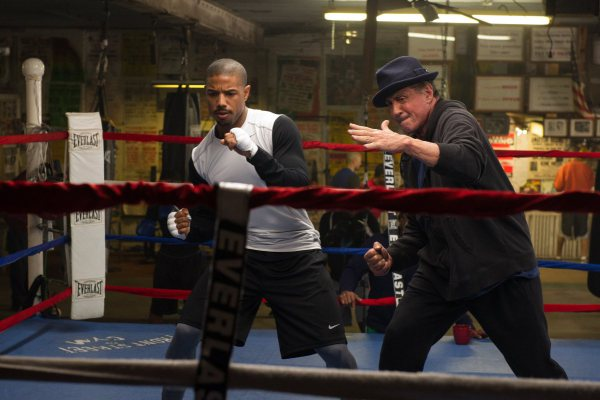 Creed movie image