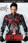 New on DVD - Ant-Man, Minions and more!