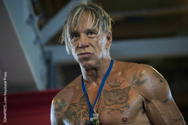 Like many actors before him, Mickey Rourke started out with promise. Diner, Nine 1/2 Weeks and Angel Heart had him on the A-list. But in 1991, he left Hollywood to pursue a boxing career. Retired three years later, he returned to supporting roles in The Rainmaker, Point Blank and The Pledge. His comeback didn't seem like […]