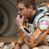 The Martian stays on top at the weekend box office