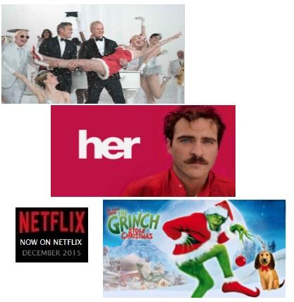 Netflix December 2015