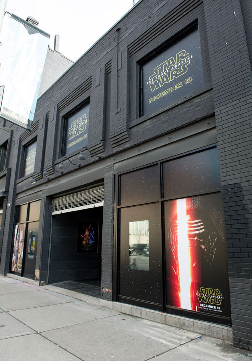 Star Wars: The Force Awakens Toronto Exhibit