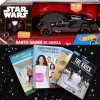 12 Days of Christmas giveaway: Day 9 - Star Wars Darth Vader Hot Wheels and TV Blu-ray/DVDs