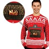 12 Days of Christmas giveaway: Day 2 - Animated Fireplace Christmas sweater