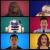 Jimmy Fallon and Star Wars cast sing Star Wars medley