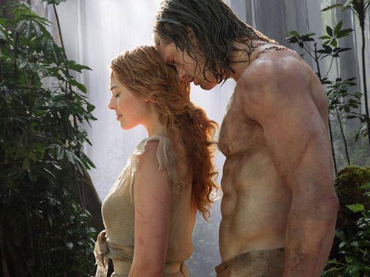 Tarzan and Jane sittin' in a tree