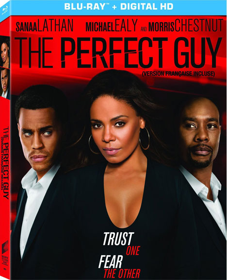 The Perfect Guy Blu-ray