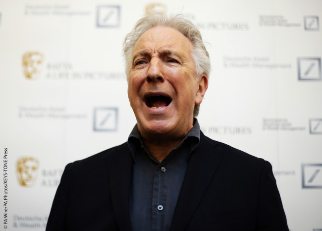 OK, let's say it together: Alan Rickman should have been nominated for an Oscar for his performance as Professor Severus Snape. Now, let's breathe. And lest we forget Russian terrorist Hans Gruber in Die Hard. What's clear here is that Alan has brought to life some of the most iconic characters on the big screen. […]
