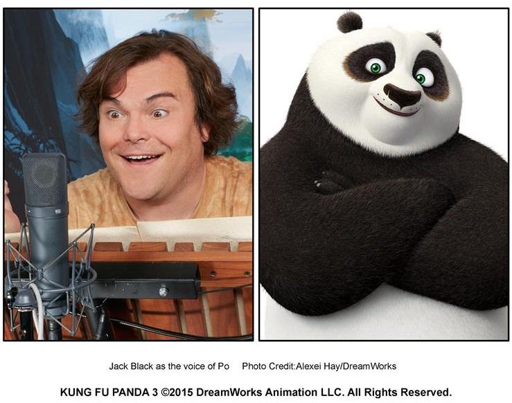 Kung Fu Panda 3 - Jack Black