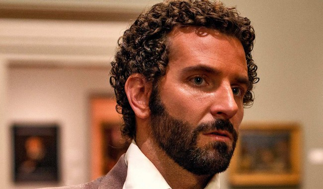 American Hustle, again. We simply do not understand why this character needed a perm. There are so many other, less distracting ways to show that a character is vain. Fun fact: this was not a wig. Poor Bradley Cooper.