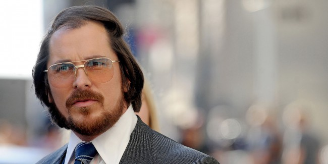 "So, Christian Bale has looked better. As Tina Fey astutely called it at the 2014 Golden Globes, this is ""Explosion at the Wig Factory."" Actually, it's American Hustle."