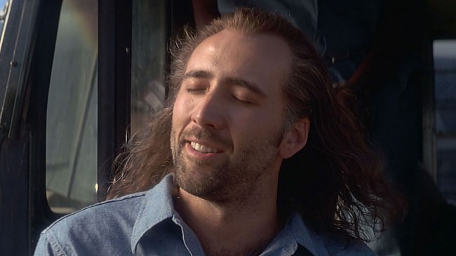 Nicolas Cage has many unfortunate hair moments, for example: every movie he's ever been in. Con Air, specifically, is on this list because we actually think his character was supposed to look hot. *Shudders*