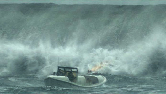 A movie still from The Finest Hours