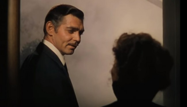 This is a Tribute favorite from the 1939 Civil War epic Gone With the Wind. These are the last words the charming and devilishly handsome Rhett Butler (Clark Gable) utters to his wife, Scarlett O'Hara (Vivien Leigh). Rhett has had enough of Scarlett's pining for the married Ashley Wilkes (Leslie Howard) and is finally leaving […]