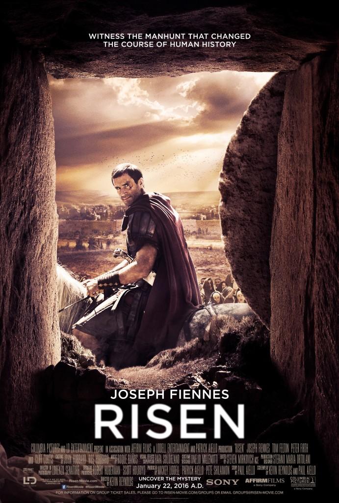 Risen Poster