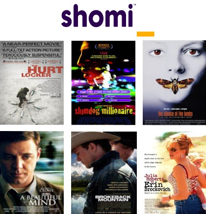 Shomi February titles including The Silence of the Lambs